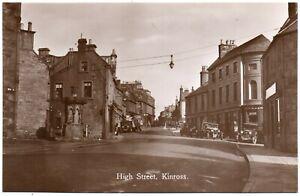 P.C High Street Kinross Near Perth Kinross-shire R P Pub Gardiner Excellent Cond