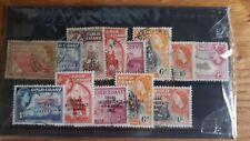 Stamps - Gold Coast / Ghana - Used. QEII