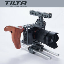 TILTA ES-T17-A Tilta for Sony A7 A7II A7SII A7RII Camera rig Cage+record Handle