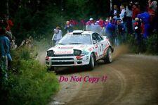 Juha Kankkunen Toyota Celica Turbo 4WD 1000 Lakes Rally 1993 Photograph 4