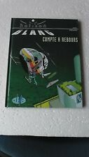 HORIZON BLANC T4 COMPTE A REBOURS    EO 2001  TRES BON ETAT   J