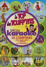 Le Top des Tout-P'tits Spécial Karaoké : 20 comptines (DVD)