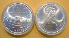 CANADA 1976 OLYMPIC $10 SILVER COIN *No 27**