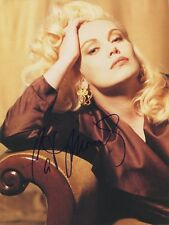Sexy CATHY MORIARTY Signed Photo