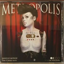 Janelle Monae - The Chase Suite special edition - Metropolis CD