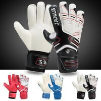 Professional Football Goalkeeper Gloves Finger Protection Thickened Latex Soccer