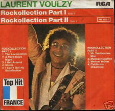 LAURENT VOULZY 45 TOURS GERMANY ROCKOLLECTION