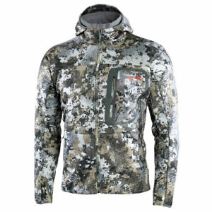 @NEW@ Sitka Gear Equinox Hoody Jacket! Whitetail Optifade Elevated Camo Size: XL