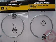 2 x JAGWIRE Sturmey Archer 3 Speed Trigger Cable Gear Inner Wire & end crimp