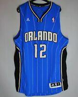 NBA ORLANDO MAGIC BASKETBALL SHIRT JERSEY ADIDAS HOWARD #12 SIZE M