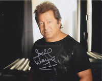 Jeff Wayne HAND SIGNED 8x10 Photo Autograph The War of The Worlds