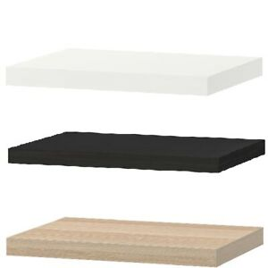 Ikea Lack Wall Floating Shelf Shelves Display,30 cm x 26 cm,Concealed Mounting