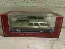 Buick Le Sabre Wagon grün/holzdekor, 1:43 Neo Scale Models, Neu & OVP