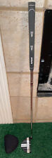 """Strata Tour Golf Putter & Head Cover 35"""" Inches Right Handed"""