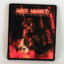 AMON AMARTH The Crusher (Printed Small Patch) (NEW)