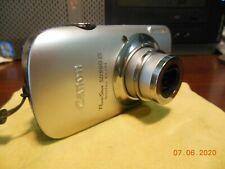 Canon PowerShot Digital ELPH SD960 IS! 12.1 MP- Silver!