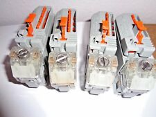 Lot of 4 CORNING ULM-KIT-3UU21 ADD-A-LINE IDC UNIVERSAL LINE MODULE/TERMINAL KIT