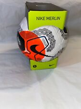 Nike Premier League 2020 Match Merlin Football Soccer Ball Size 5 Sc3549-101$160