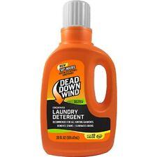 Dead Down Wind 1192018 4X Natural Woods Scent Eliminator 20oz Laundry Detergent