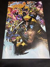 Return Of Wolverine #1 (of 5) Unknown Comic Books Philip Tan Virgin Variant