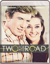 Two For The Road Blu-Ray - TWILIGHT TIME - Limited Audrey Hepburn - BRAND NEW