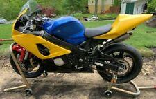 2005 Suzuki GSX-R 600 / Track-Race setup