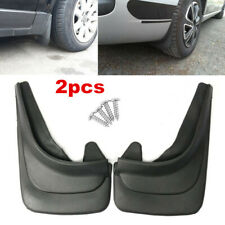 Universal Car Accessories Mud Flaps Mud Guards Splash Guards Front Rear 2pc
