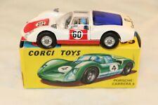 Corgi Toys 330 Porsche Carrera 6 very near mint in box UNIQUE