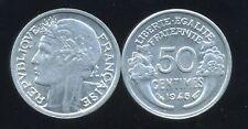 50 centimes   MORLON  1945 SUP ++