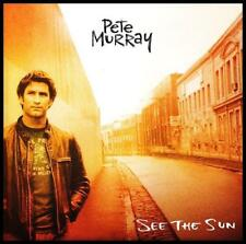 PETE MURRAY - SEE THE SUN CD Album ~ BETTER DAYS ~ AUSTRALIAN POP *NEW*