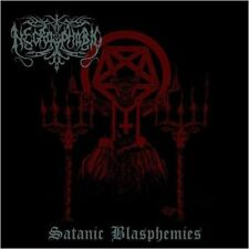 NECROPHOBIC - Satanic Blasphemies  [Re-Release] CD