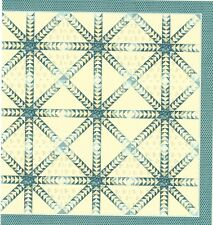 Something Blue quilt pattern by Edyta Sitar of Laundry Basket Quilts