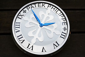 PATEK PHILIPPE CALATRAVA DEALER PROMOTION WALLCLOCK
