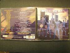 Working Man, A Tribute to Rush CD, Magna Carta RR 8871-2