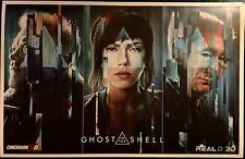hot 2017 GHOST IN THE SHELL 11x17 movie POSTER - Scarlett Johansson