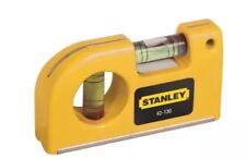 Stanley STA042130 Magnetic Horizontal / Vertical Pocket Level