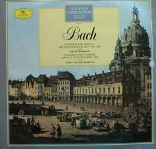 Bach violini VINTAGE'70 CLASSICA VINILE 33g I GRANDI COMPOSITORI DE AGOSTINI