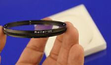 Rollei UV Filter Größe VI / 6 schwarz z.B. für SL66 RVI