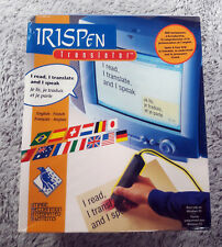 NEW SEALED IRISPen Translator IRIS PEN For WINDOWS 95 ONLY English French