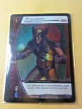 SEALED NEW Marvel VS System Wolverine FOIL FULL EXTENDED ART Prize Card MOR-029