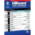 Alfred Music 00-44409 Billboard Top Tracks Instrumental Solos - Tenor Saxopho...