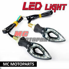 Knife LED Turn Signal Light Indicators HYOSUNG GT 650 R MMC S Nake Bike
