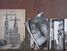 René Merlet/ La Cathédrale de Chartres/ Henri Laurens, editeur, 1956