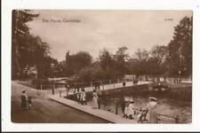 More details for carshalton surrey the ponds valentines edwardian view but 1964 postmark rp pc