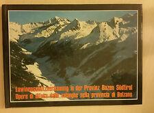 Opere di Difesa dalle Valanghe nella Provincia di Bolzano - Danilo Santi