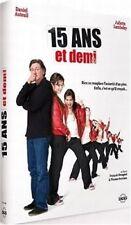 """DVD  """"15 ANS ET DEMI"""" -- Daniel Auteuil, Juliette Lamboley NEUF SOUS BLISTER"""