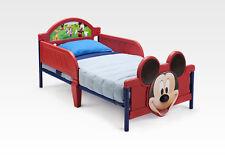 Mickey Mouse - bett Metall Kunststoff