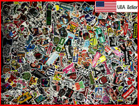 800 New Random Skateboard Stickers bomb Laptop Luggage Decals Dope Sticker Lot