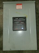 NEW CUTLER HAMMER CPS120208YAK CLIPPER POWER SYSTEMS 3 PHASE TVSS
