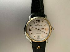 Maurice Lacroix Day Automatic Steel/Gold Mans Watch and Orbita Sparta 1